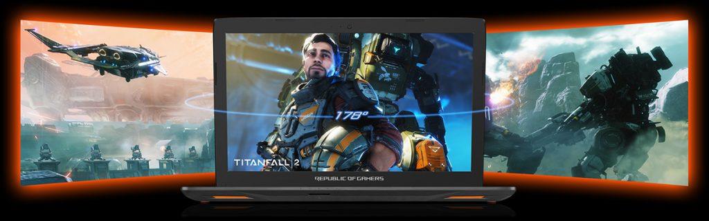Laptop gamer Asus ROG Strix GL553