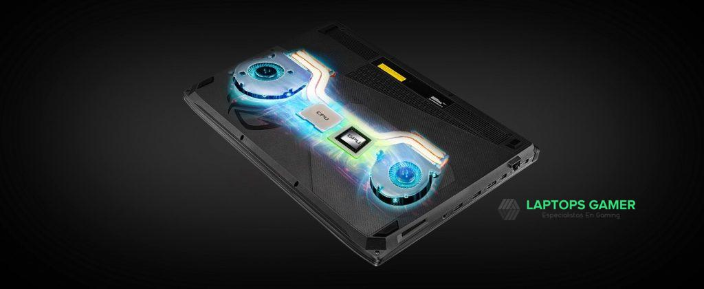 disipadores calor gaming